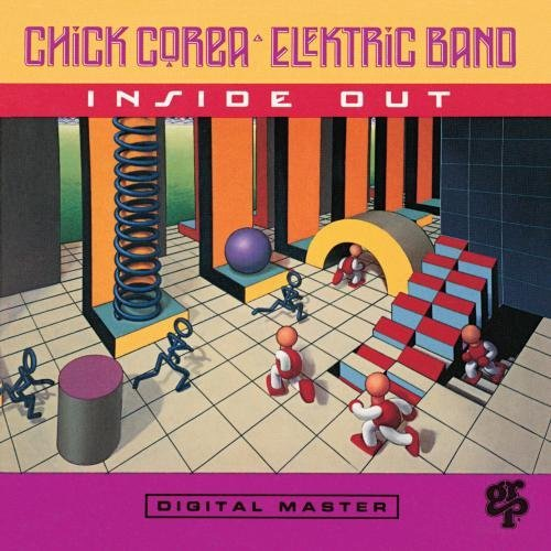 Chick Elektric Corea Band Inside Out