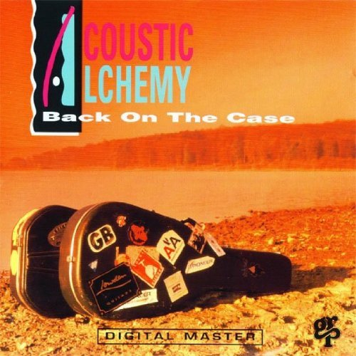 Acoustic Alchemy Back On The Case