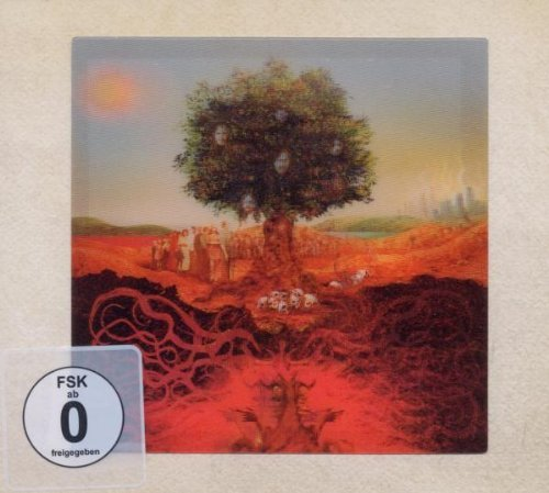 Opeth Heritage (lenticular Cover) Incl. DVD