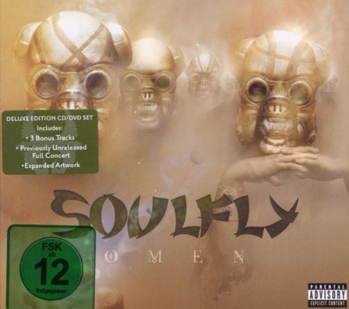 Soulfly Omen Explicit Version Lmtd Ed. Incl. Bonus DVD