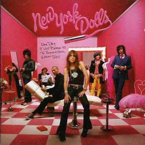 New York Dolls One Day It Will Please Us To R Import Arg