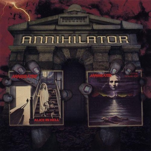 Annihilator Alice In Hell Neverland Alice In Hell Neverland
