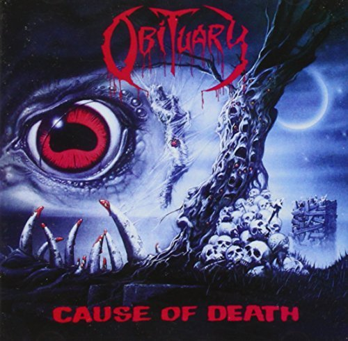 Obituary Cause Of Death Remastered