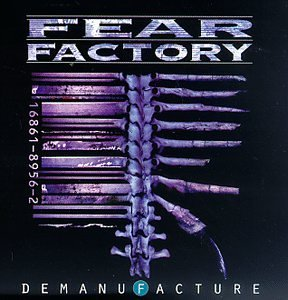 Fear Factory Demanufacture Lmtd Ed. Digipak