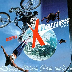 X Games Vol. 1 Music From The Edge Red Hot Chili Peppers Korn X Games