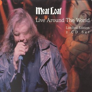 Meat Loaf Live Around The World 2 CD Set