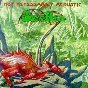 Steve Howe Not Necessarily Acoustic