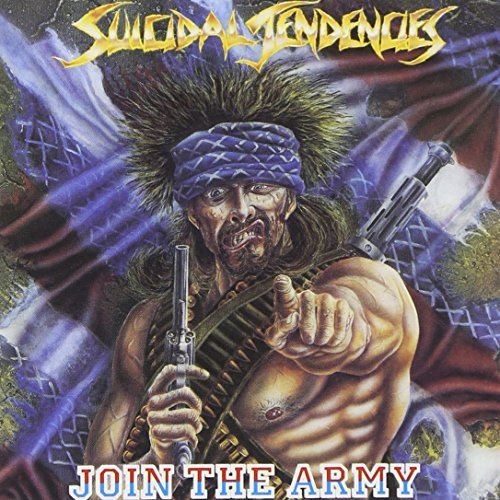 Suicidal Tendencies Join The Army