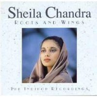 Sheila Chandra Roots & Wings New Artwork