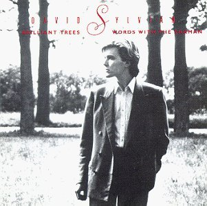 David Sylvian Brilliant Trees Words With The 2 On 1