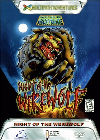 Choose Your Own Nightmare Night Of The Werewolf Clr Nr Interactive