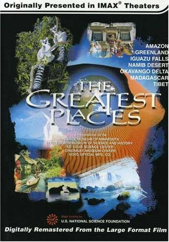 Greatest Places Imax Clr Nr