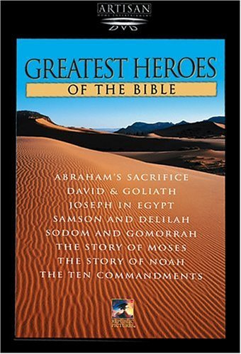 Greatest Heroes Of The Bible C Greatest Heroes Of The Bible Clr Cc Dss Nr 8 Cass
