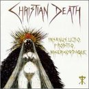 Christian Death Insanus Ultio Prodito Miserico Incl. 12 Pg. Book