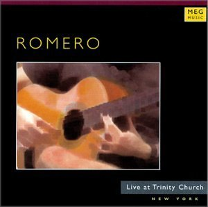 Romero Live At Trinity Church