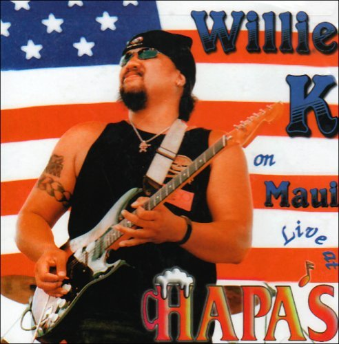Willie K Hapas 2 CD Set