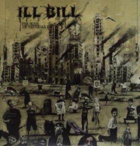 Ill Bill Hour Of Reprisal