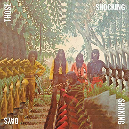 Those Shocking Shaking Days Indonesian Hard Psychedelic Pr