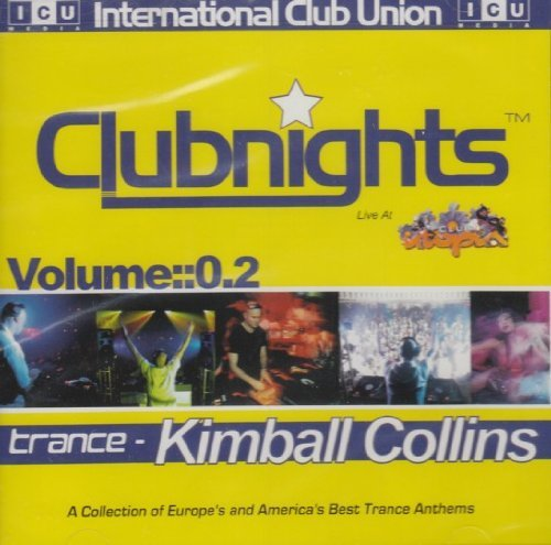 Collins Kimball Vol. 2 Clubnights Feat. Gd Red Baron Picotto