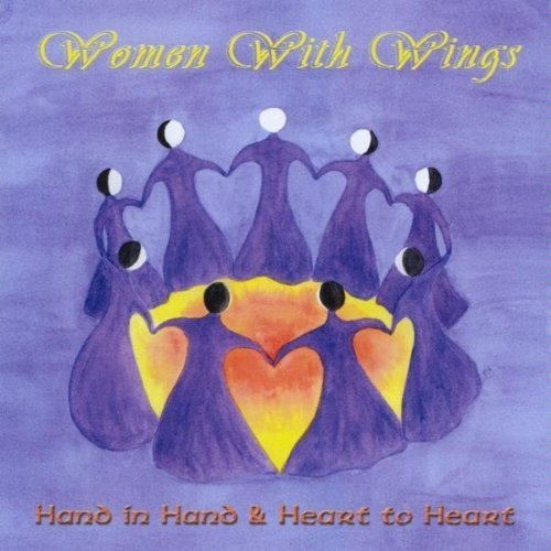 Gardner Women With Wings Hand In Hand & Heart To Heart
