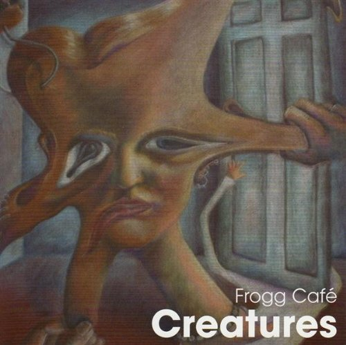 Frogg Cafe Creatures
