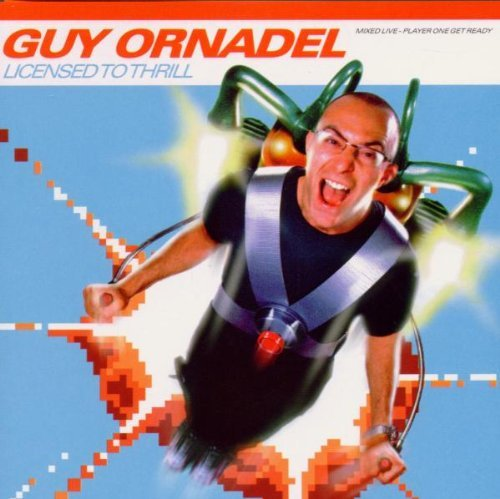 Guy Ornadel Licensed To Thrill Import Eu
