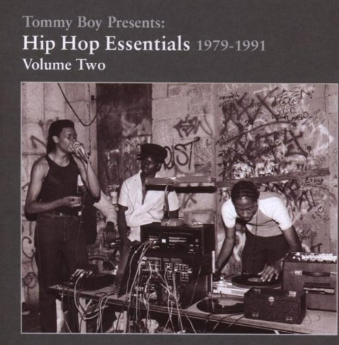 Tommy Boy Presents Vol. 2 Essential Hip Hop Public Enemy Kool Moe