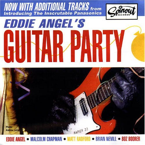 Eddie Angel Eddie Angel's Guitar Party Wit Remastered