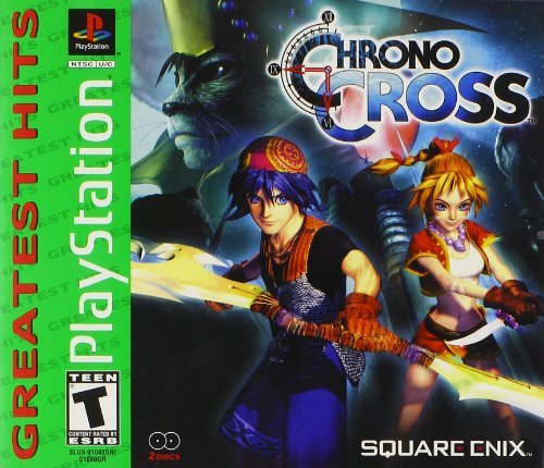 Psx Chrono Cross T