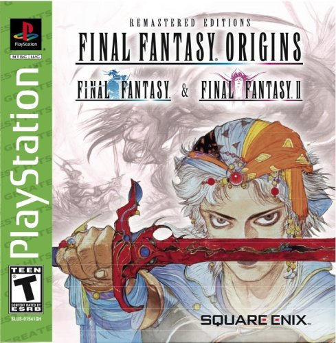 Psx Final Fantasy Origins