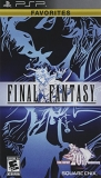 Psp Final Fantasy Square Enix