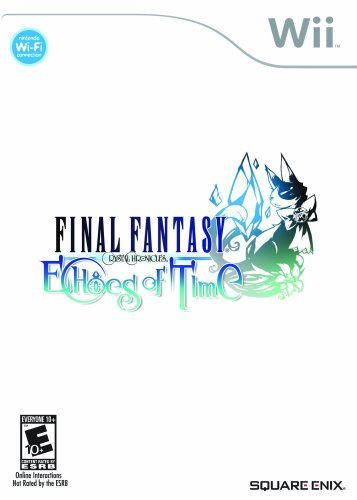 Wii Final Fantasy Crystal Chronicles Echoes Of Time