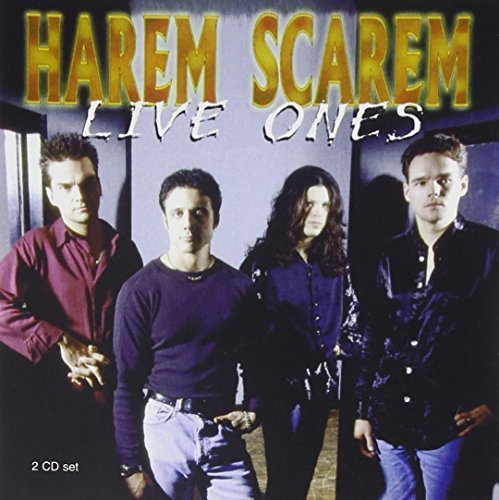 Harem Scarem Live Ones 2 CD Incl. 2 Bonus Tracks
