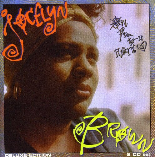 Jocelyn Brown One From The Heart Deluxe Ed. 2 CD