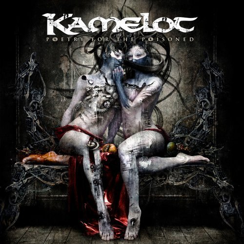 Kamelot Poetry For The Poisoned Special Ed. Incl. DVD