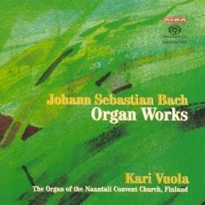Bach,J.S. / Vuola,Kari/Works For Organ