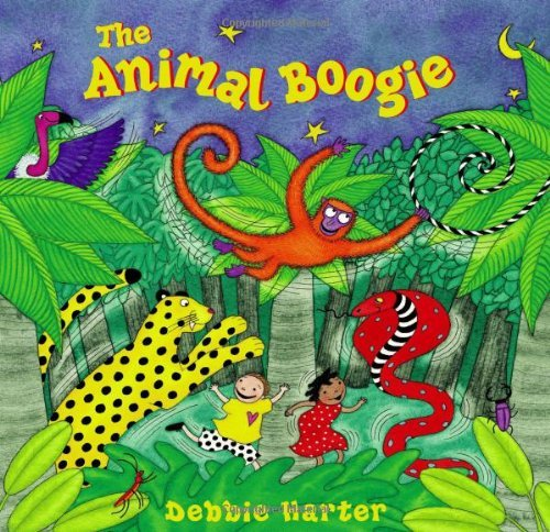Debbie Harter Animal Boogie [with Cd] The