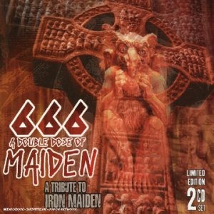 666 Double Dose Of Maiden 666 Double Dose Of Maiden 2 CD Set