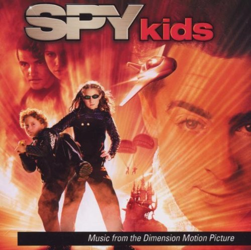 Spy Kids Soundtrack Debney Replacements Elfman
