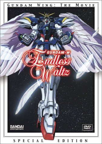Gundam Wing Movie Endless Waltz Clr 5.1 Eng Dub Nr Spec. Ed.