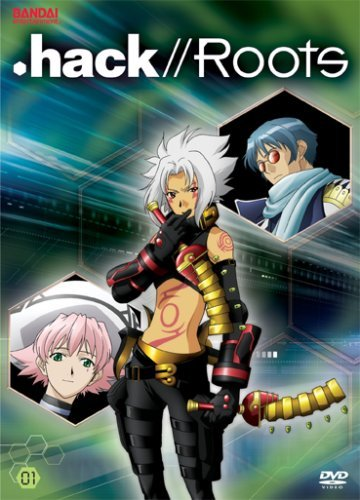 Hack Roots Vol. 1 Clr Jpn Lng Eng Dub Sub Nr