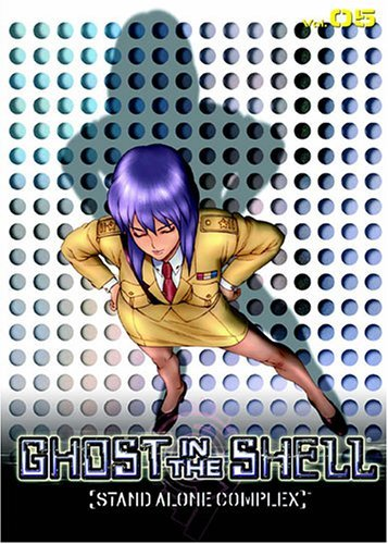 Ghost In The Shell Vol. 5 Clr Nr