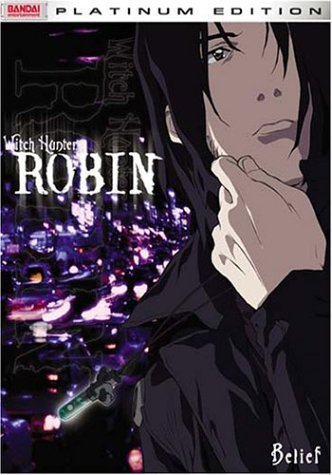 Witch Hunter Robin Vol. 2 Belief Clr Jpn Lng Eng Dub Sub Prbk 10 20 03 Nr