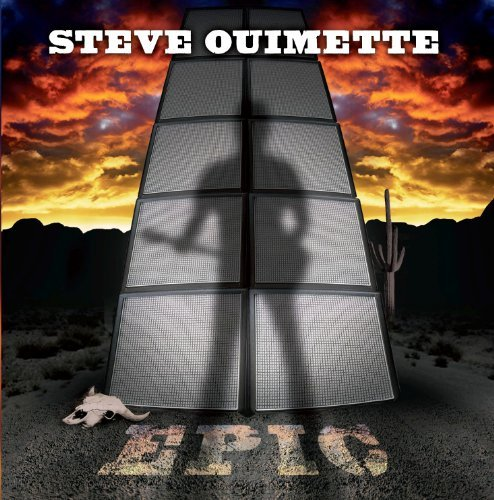 Steve Ouimette Epic Music By Steve Ouimette Incl. DVD