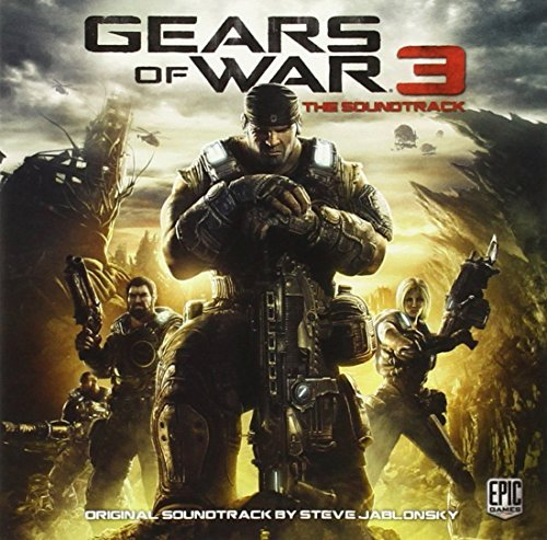 Various Artists Gears Of War 3 The Soundtrack