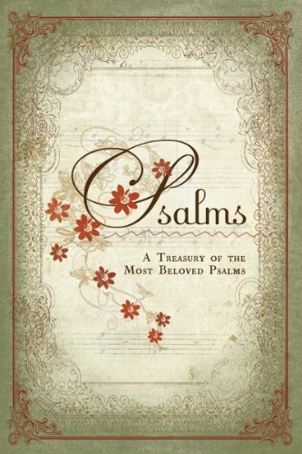 Summerside Press Psalms A Treasury Of The Most Beloved Psalms
