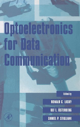 Ronald C. Lasky Optoelectronics For Data Communication