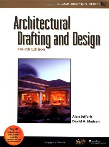 Alan Jefferis Architectural Drafting And Design 4e 0 Edition;