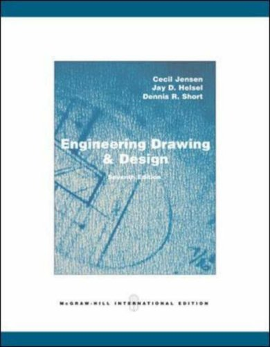 Cecil Jensen Engineering Drawing & Design International