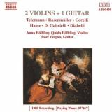 2 Violins & 1 Guitar Vol. 1 Two Violins & One Guitar Vol. Holbling*a. & Q. Zsapka